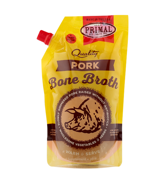 Primal Frozen - Pork Bone Broth - Chubbs Bars, Frozen Side Dishes - pet shampoo, Woofur - Chubbs Bars Company, Woofur Natural Pet Products - Chubbs Bars Canada