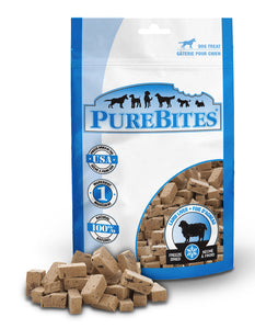 Purebites - Lamb Liver Treats - Chubbs Bars, Treats - pet shampoo, Woofur - Chubbs Bars Company, Woofur Natural Pet Products - Chubbs Bars Canada