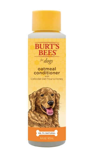 Burt's Bees - Oatmeal Conditioner - Chubbs Bars, Toys - pet shampoo, Woofur - Chubbs Bars Company, Woofur Natural Pet Products - Chubbs Bars Canada