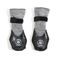 Load image into Gallery viewer, Silver Paw - Black Outdoor Socks - Chubbs Bars, Toys - pet shampoo, Woofur - Chubbs Bars Company, Woofur Natural Pet Products - Chubbs Bars Canada