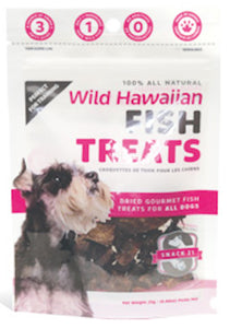 Snack21 - Wild Hawaiian Fish Treats - Chubbs Bars, Treats - pet shampoo, Woofur - Chubbs Bars Company, Woofur Natural Pet Products - Chubbs Bars Canada