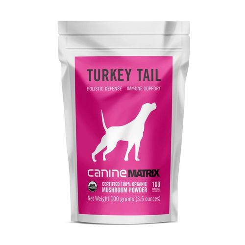 CANINE MATRIX - TURKEY TAIL - Chubbs Bars, Supplements - pet shampoo, Woofur - Chubbs Bars Company, Woofur Natural Pet Products - Chubbs Bars Canada