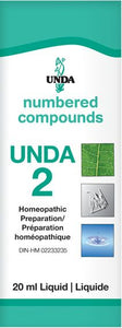 UNDA Numbered Compounds - #2 - Chubbs Bars,  - pet shampoo, Woofur Natural Pet Products - Chubbs Bars Company, Woofur Natural Pet Products - Chubbs Bars Canada
