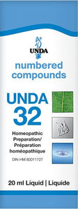 UNDA Numbered Compounds - #32 - Chubbs Bars,  - pet shampoo, Woofur Natural Pet Products - Chubbs Bars Company, Woofur Natural Pet Products - Chubbs Bars Canada
