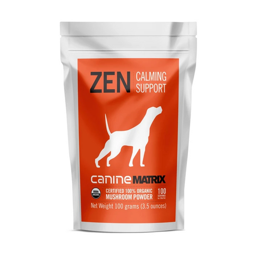 CANINE MATRIX - ZEN - Chubbs Bars, Supplements - pet shampoo, Woofur - Chubbs Bars Company, Woofur Natural Pet Products - Chubbs Bars Canada