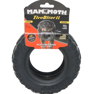 Mammoth - TireBiter II Tire Toy - Chubbs Bars, Toys - pet shampoo, Woofur - Chubbs Bars Company, Woofur Natural Pet Products - Chubbs Bars Canada