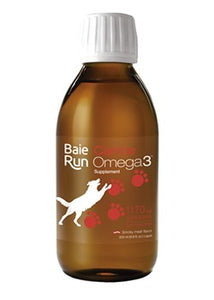 BAIE RUN - CanineOmega3 - Chubbs Bars,  - pet shampoo, Woofur - Chubbs Bars Company, Woofur Natural Pet Products - Chubbs Bars Canada