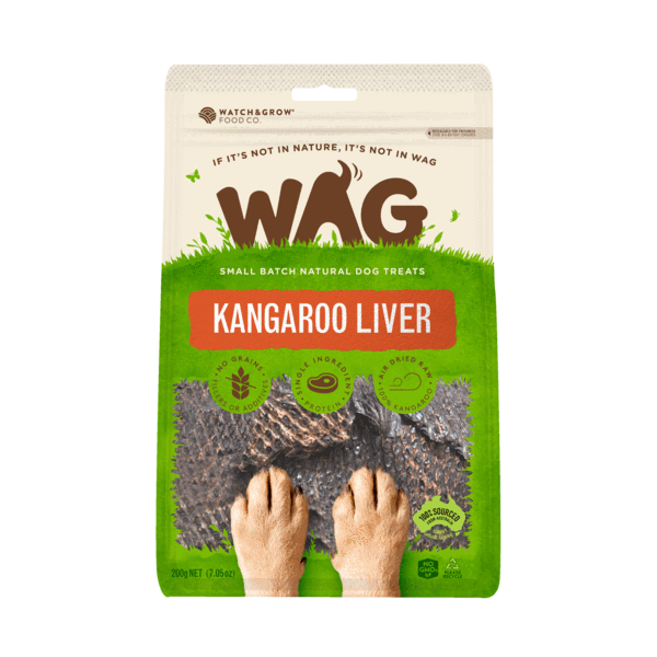 Wag - Kangaroo Liver Treats - Chubbs Bars, Treats - pet shampoo, Woofur - Chubbs Bars Company, Woofur Natural Pet Products - Chubbs Bars Canada