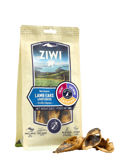 Ziwi - Lamb Ears Chews Treats - Chubbs Bars, Treats - pet shampoo, Woofur - Chubbs Bars Company, Woofur Natural Pet Products - Chubbs Bars Canada