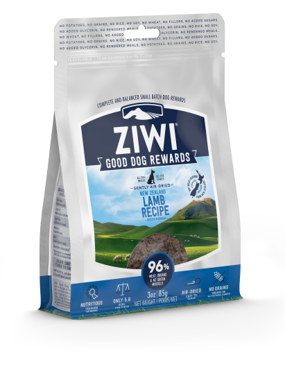 Ziwi - Lamb Dog Treats - Chubbs Bars, Treats - pet shampoo, Woofur - Chubbs Bars Company, Woofur Natural Pet Products - Chubbs Bars Canada