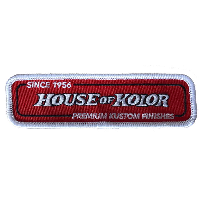 HOK Jacket Patch