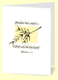 CS-006 Baptism/Chrismation (Olive Branch)