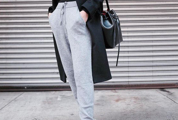 Street Style Trend of 2017: The Jogger