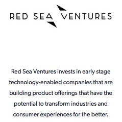 Red Sea Ventures: Fashion FWD