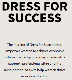 Dress for Success: Fashion FWD