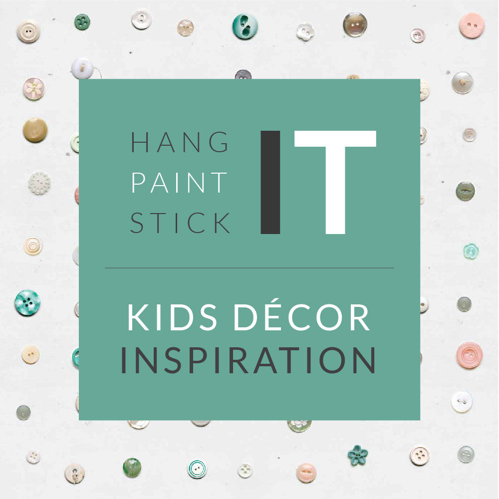 What's New // Kids Decor Inspirations