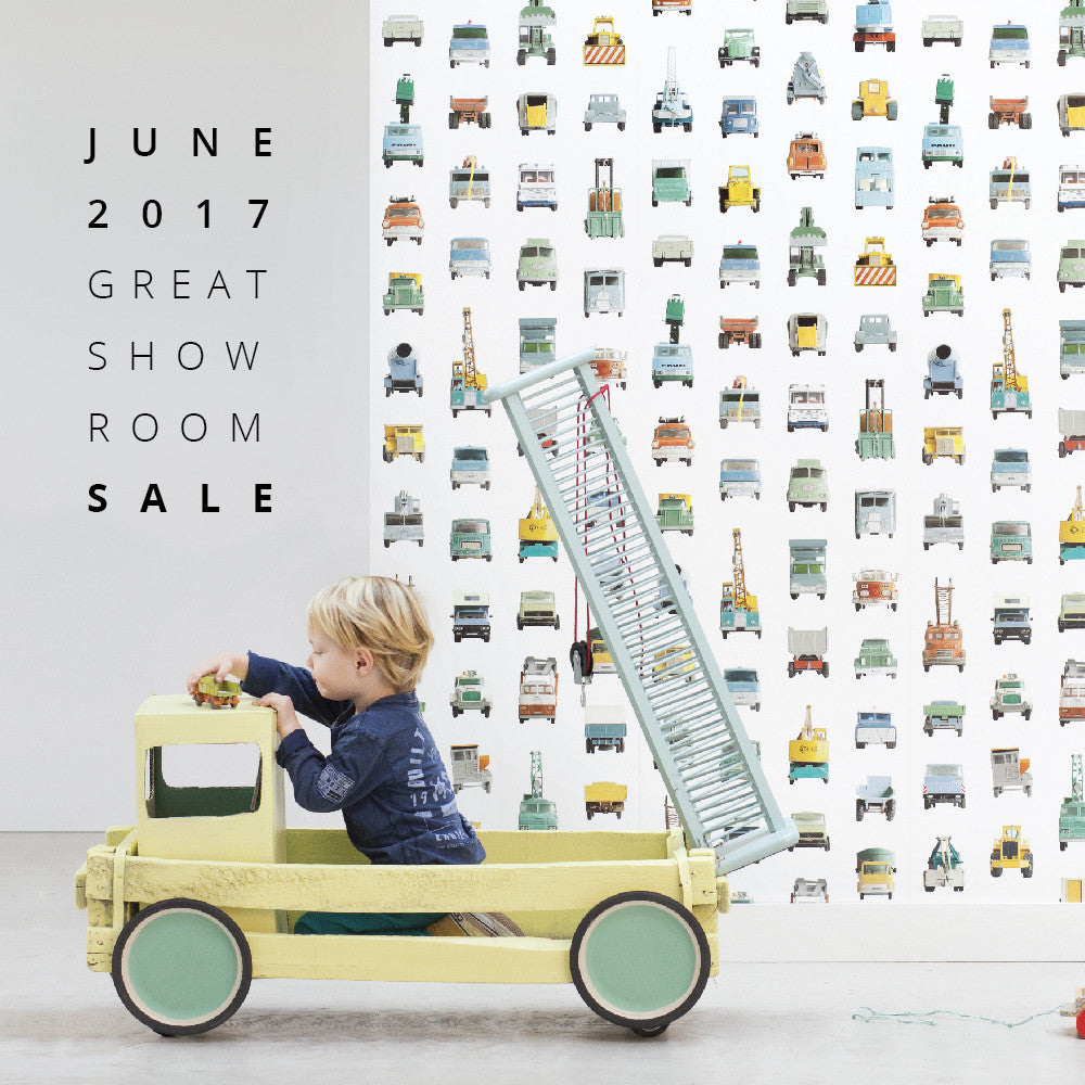 What's New // Great Showroom Sale