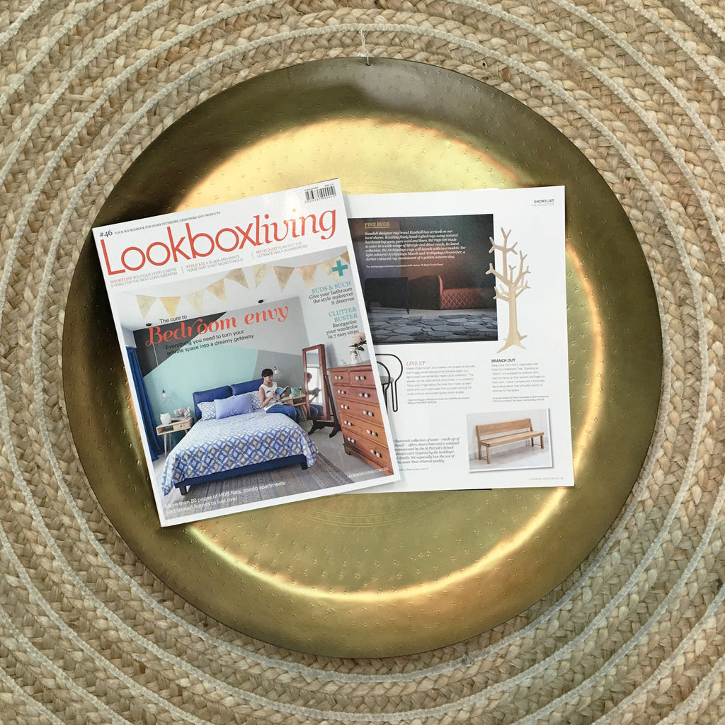News // Lookbox Living