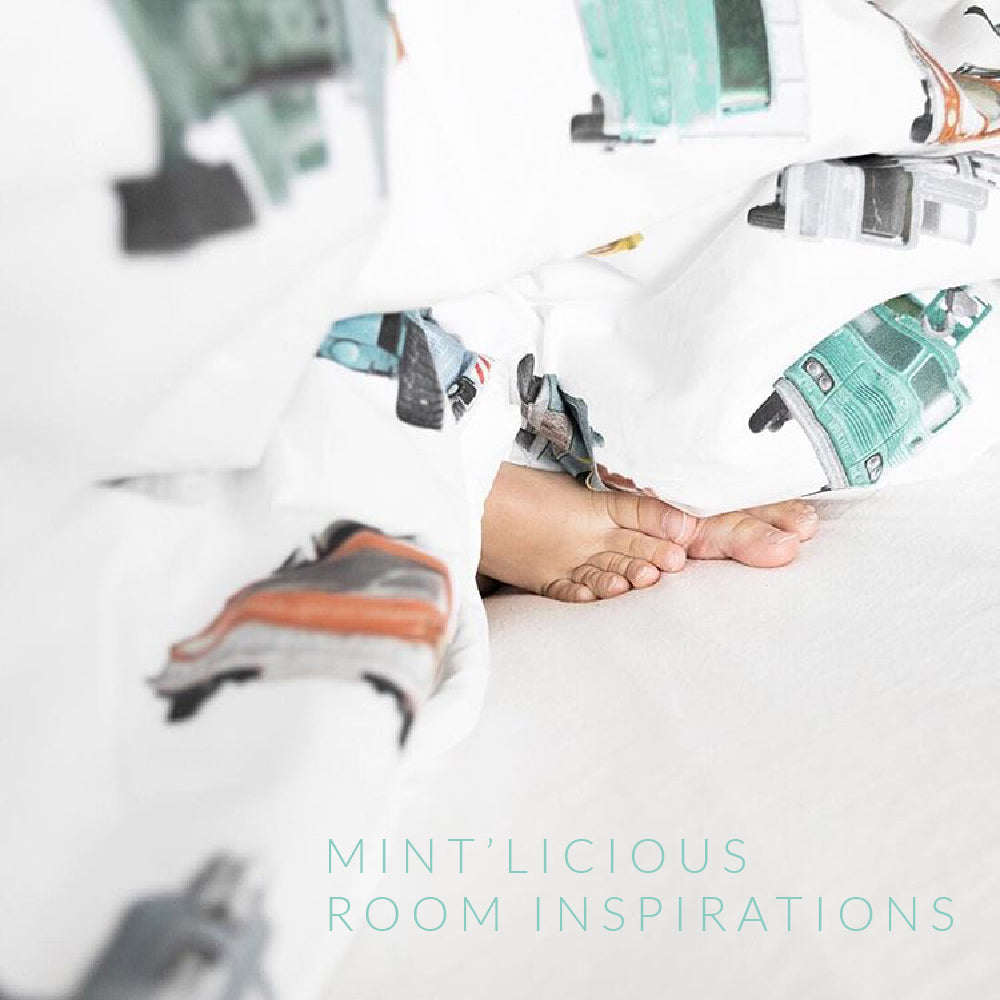 What's New // Mint'licious Inspired Designs