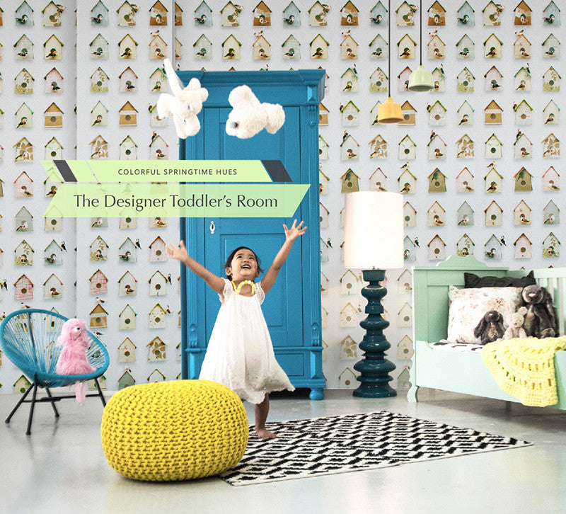 What's New // The Designer Toddler's Room
