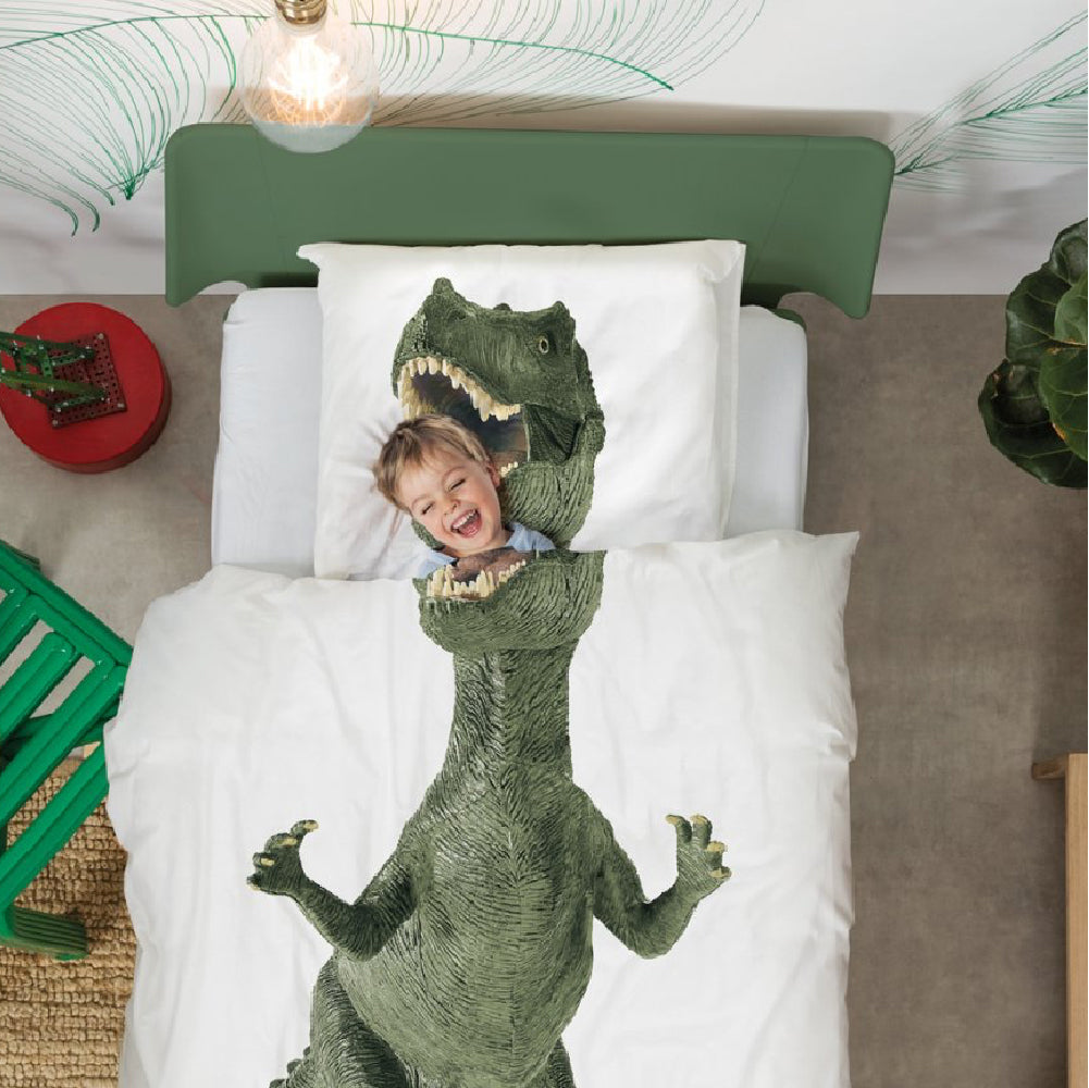 Toddler Junior Bedding SNURK Dino
