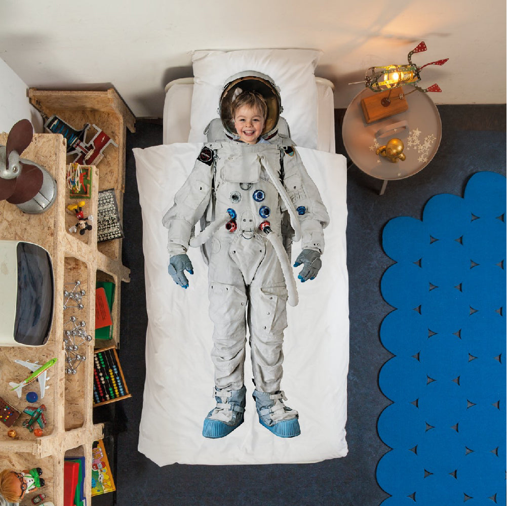 Toddler Junior Bedding SNURK Astronaut
