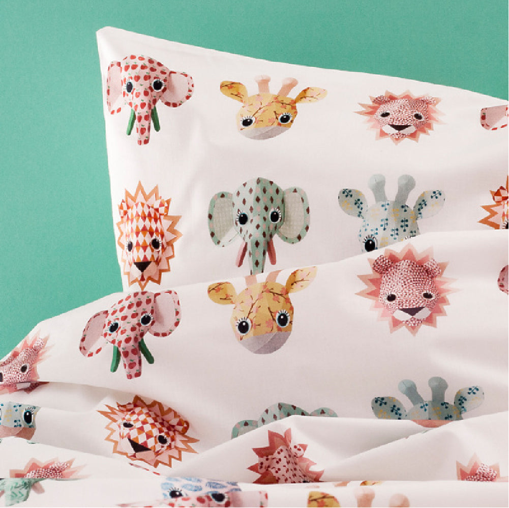 Toddler Junior Bedding STUDIO DITTE Cute Animals
