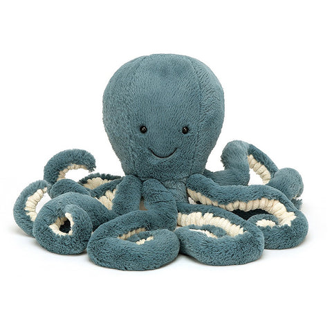 Jellycat Soft Toy Storm Octopus