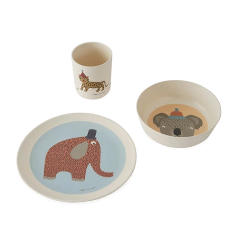 Tableware Set Hathi Bamboo