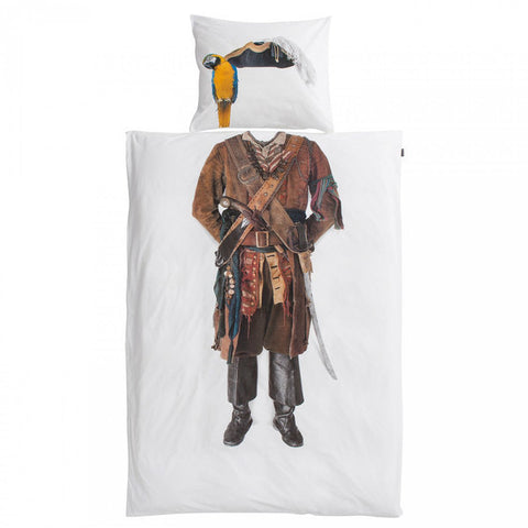 Pirate Duvet Cover