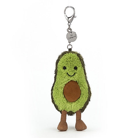 Jellycat Bag Charm Amuseable Avocado