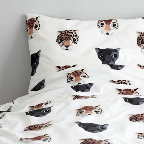 Duvet Cover Panthera