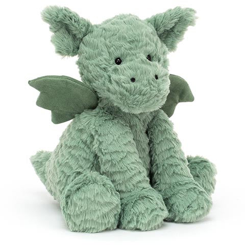 Jellycat Soft Toy Fuddlewuddle Dragon