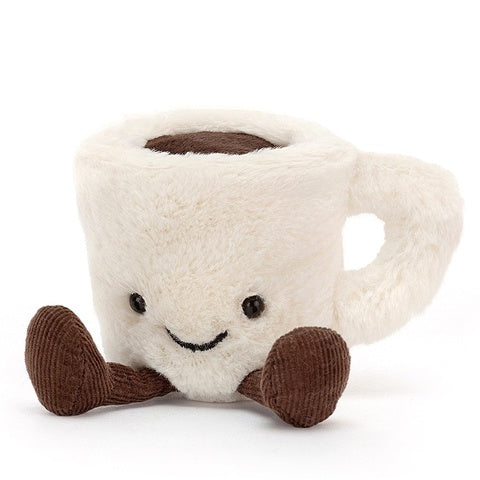 Jellycat Soft Toy Amuseable Espresso