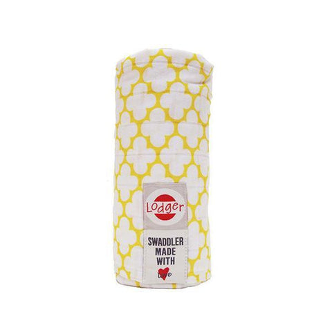 Lodger Multi Cloth Swaddler Gold (Yellow)