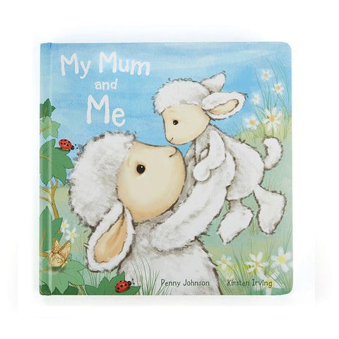 Jellycat Book My Mum and Me