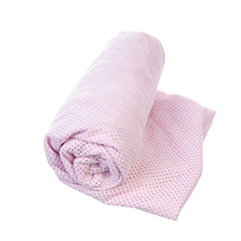 Aerosleep Fitted Sheet Pink / 70x140