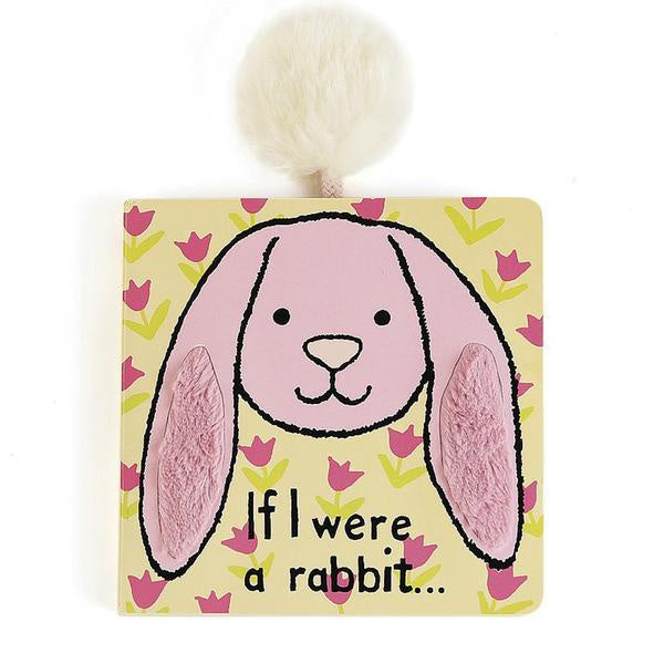 If I were a Rabbit (pink)