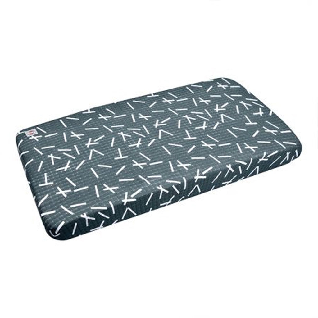 Lodger Fitted Sheet Cot(Bed) Carbon