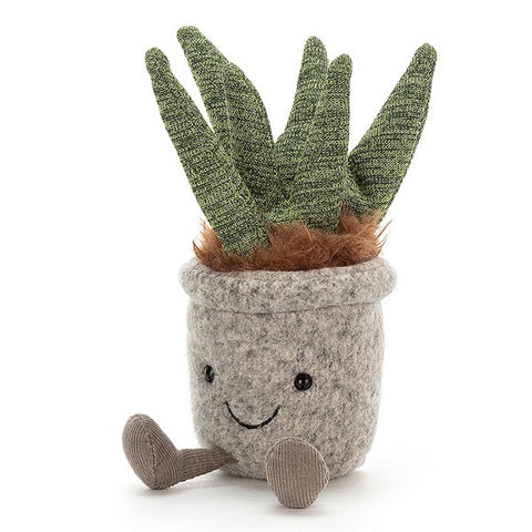 Jellycat Soft Toy Silly Succulent Aloe