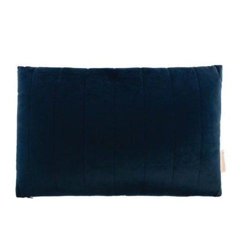 Nobodinoz Cushion Akamba Velvet Night Blue