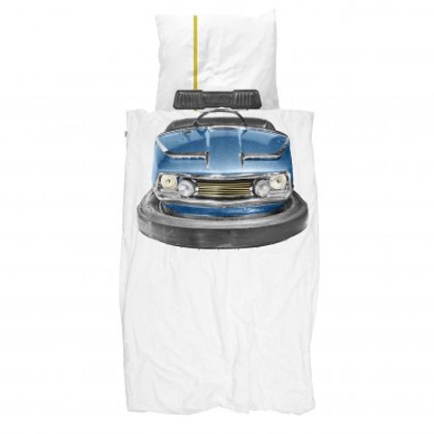 Duvet Cover Bumper Car