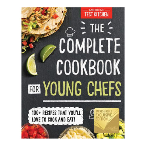 Complete Cook Book for Young Chefs