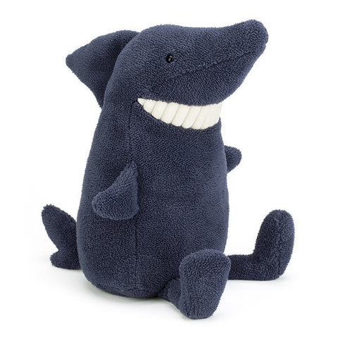 Jellycat Soft Toy Toothy Shark
