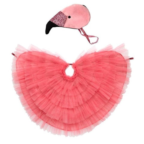 Dress Up Flamingo Cape