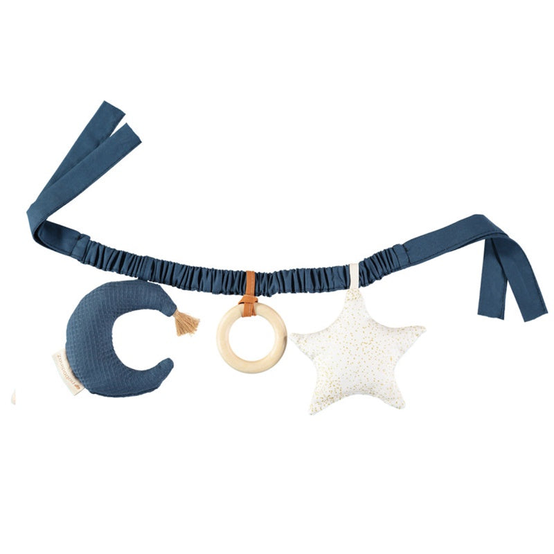 Nobodinoz Pram Chain Star & Moon