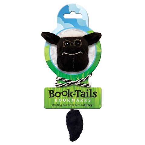 Bookmark Book-Tails Sheep