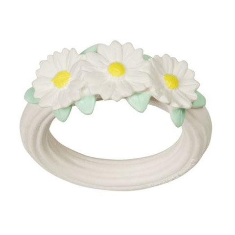 Teething Ring Daisy Chain