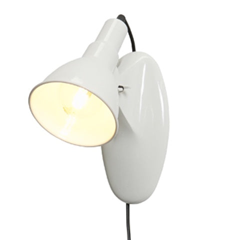 Wall Light Metal White