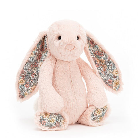 Jellycat Soft Toy Bashful Bunny Blossom Blush